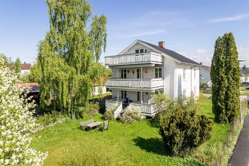 Hamar/Briskebyen - Tomannsbolig med gode leieinntekter