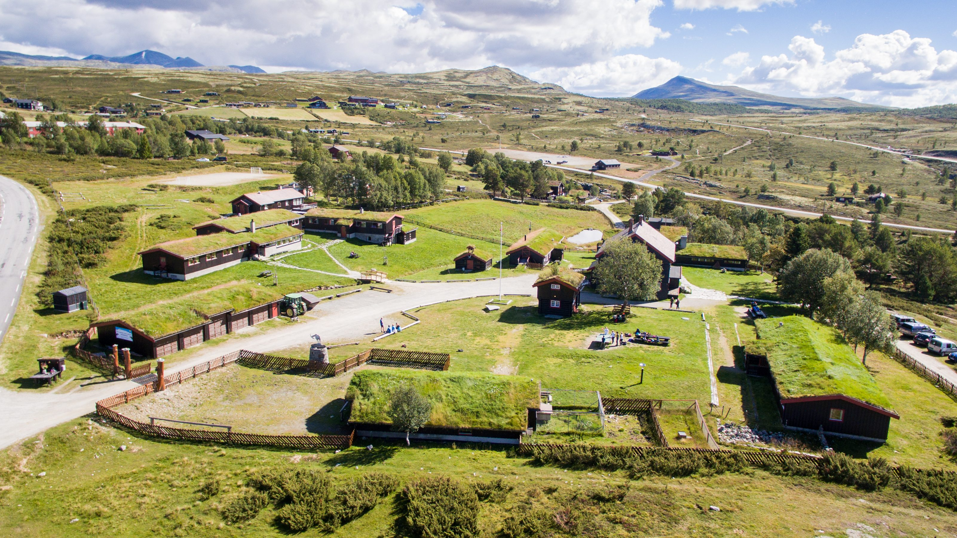 Den Norske Fjellskolen Rondeheim - Høvringen